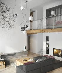 wohnideen minimalistische bar gelungene kombination aus minimalismus in der einrichtung und loft
