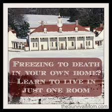 your house don u0027t freeze to death in your own home learn how to live in just