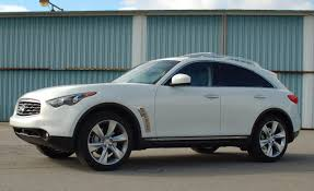 2009 infiniti fx50s road test u2013 review u2013 car and driver