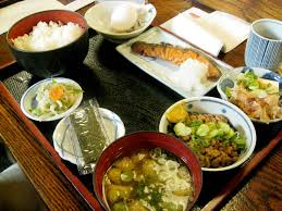 the traditional japanese breakfast menuism dining