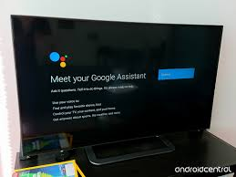 Google Home In Russian by Google Assistant Finally Launches On Android Tv Starting With The