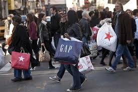 gap black friday sale black friday online sales jump 26 percent comscore