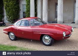 alfa romeo giulietta classic 1960 alfa romeo giulietta sprint zagato by bertone stock photo