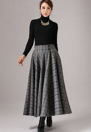 stay stylish with winter skirts this winter mybestfashions com