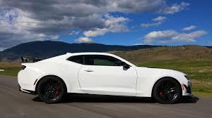 white camaro zl1 2018 chevrolet camaro zl1 release date price and specs roadshow