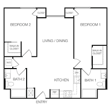 two apartment floor plans two bedroom apartment layouts bedroom apartment floor plan 2 bedroom