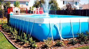soft sided vs sheet metal sided above ground pools splash pools