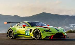 aston martin officially launched in 2018 aston martin racing vantage gte