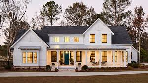 farmhouse houseplans whiteside farm southern living house plans