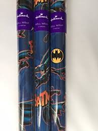 Amazon Gift Wrap Paper - batman gift wrapping paper 2 meter x2 roll amazon co uk office