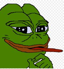 Meme Pepe - pepe the frog meme 4chan clip art frog png download 1000 1057