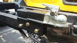 nissan frontier winch mount nissan frontier truck bed off road trailer the