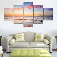 online get cheap beach canvas painting aliexpress com alibaba group