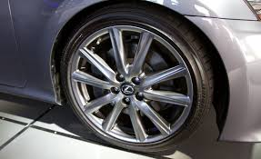 lexus wheels and tires lexus teases 2013 gs350 f sport and gs hybrid models will debut