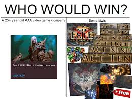 Diablo Meme - just in case this meme hasn t been already made pathofexile