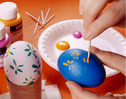 painted easter eggs painting easter eggs tips and creative ideas for easter