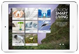 bluehomz solutions home auotmation home aycontrol knx visualization functions light scenes blinds