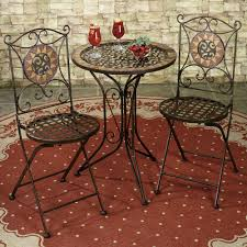 wrought iron bistro table and chair set wrought iron bistro set target in fascinating pc in chairs bistro
