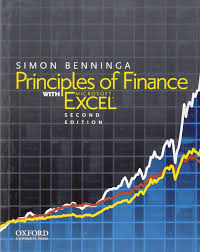 principles of finance with excel amazon co uk simon benninga
