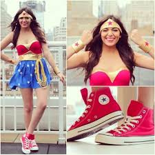 Superwoman Halloween Costumes 25 Diy Woman Costume Ideas
