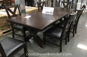 costco living room sets dining room sets costco createfullcircle com