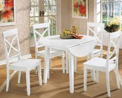 White Table Set - sofa nice white round kitchen tables