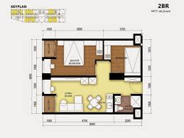 45 sqm apartment design google search group housing