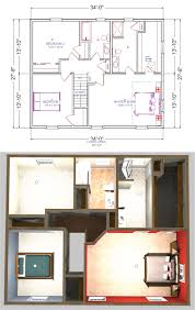 Colonial House Floor Plans by Cheshire Modular Colonial House