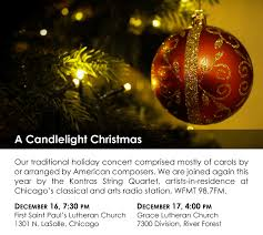 a candlelight chicago choral artists