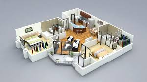 Small 2 Bedroom House Plans And Designs Two Bedroom House Design House Plan 3 Bedroom House Designs