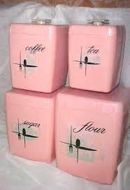 pink canisters kitchen decorative kitchen canisters sets open travel
