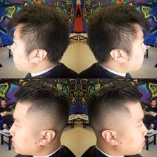 hilo fade with