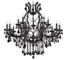 Black Chandeliers For Sale Ideas Mesmerizing Crystal Chandeliers With Beautiful Design For