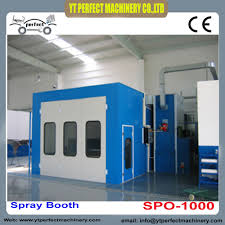 spray paint booth online shop spo 1000 used car paint booth painting booth for car