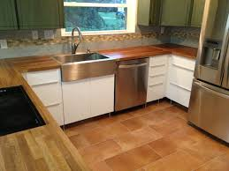The Best Countertops For Kitchens Odie U0027s Oil Is The Best Finish For Wood Countertops