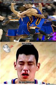 Jeremy Lin Meme - the jeremy lin experience by devastation meme center