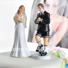 football wedding cake toppers wedding cake toppers football pics wedding cake toppers