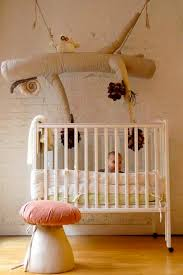 branch crib mobile eclectic nursery designer friend