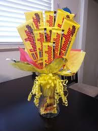 candy arrangements mr goodbar bouquet baskets candy bouquet candy