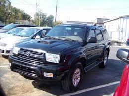 2001 toyota 4runner for sale carsforsale com