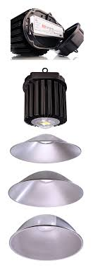illuminazione industriale led riflettori cappelloni industriali led planetitaly