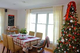 dining room christmas decor christmas decorating ideas for the dining room