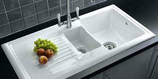 clogged sink baking soda how to unblock kitchen sink full size of kitchen traditional clogged