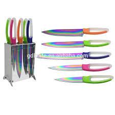 titanium kitchen knife set titanium kitchen knife set suppliers