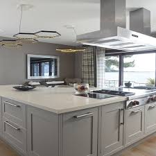 professional kitchen cabinet painting cost uk indigo blue surrey painting of kitchen cabinets