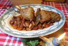 cuisiner cuisse de dinde cuisse de dinde en cocotte par la mère mitraille