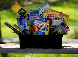 gift basket ideas for men easter basket ideas for guys a helicopter