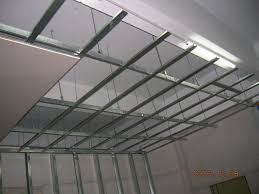 Suspended Drywall Ceiling by Mounting Your At Home Pole Safely Aerial Amy