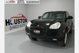 used porsche cayenne houston used porsche cayenne for sale in houston tx edmunds