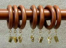 Kirsch Wood Curtain Rods Kirsch Wooden Curtain Rods U0026 Finials Ebay
